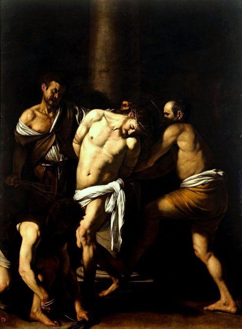 1024px-Caravaggio_-_La_Flagellazione_di_Cristo