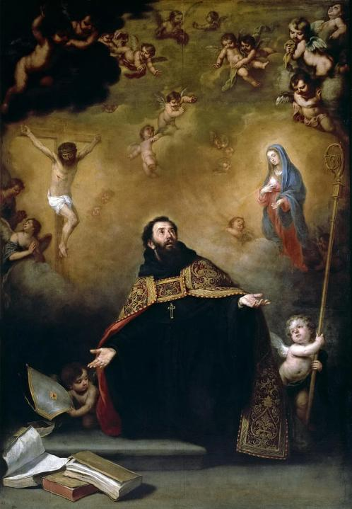 saint-augustine-between-christ-and-the-virgin-bartolome-esteban-murillo