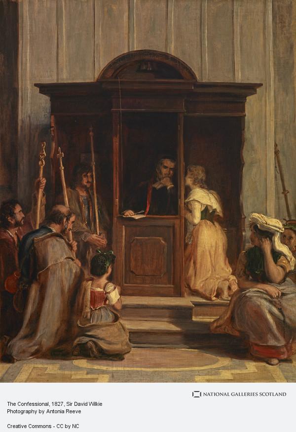 confessional scotland